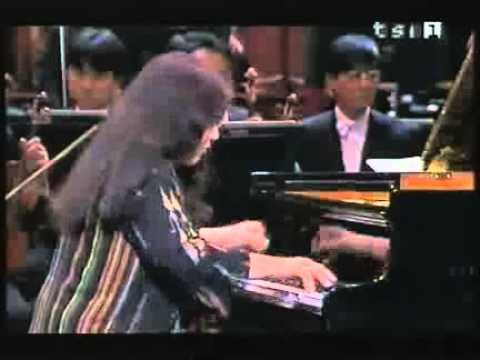 Martha Argerich Prokofiev Piano Concerto No. 3 - YouTube