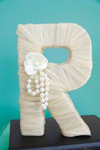 Tulle Wedding Decor Details; Wedding Tulle (BridesMagazine.co.uk)