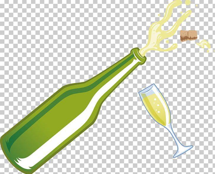 Champagne Bottle Toast Png Adobe Illustrator Bottle Bottles Bottle Vector Cartoon Champagne Bottle Champagne Png