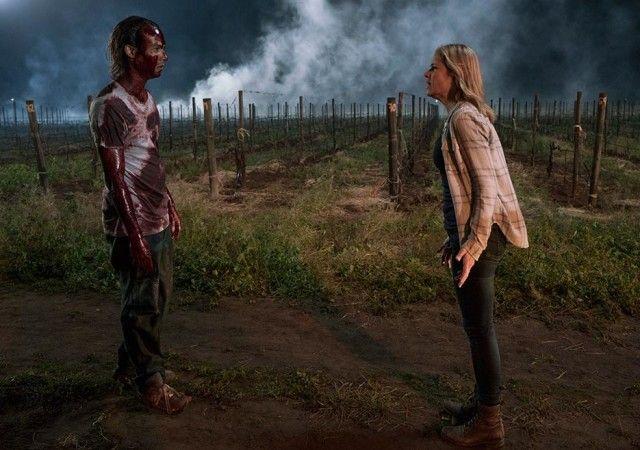 Fear the Walking Dead S2 E7 'Shiva'