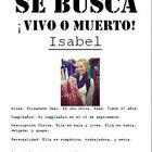 SE BUSCA Wanted Poster : Beginner / Middle School Spanish Poster Project