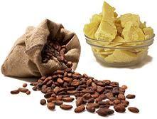 Кокосовое, пальмовое, масло-какао