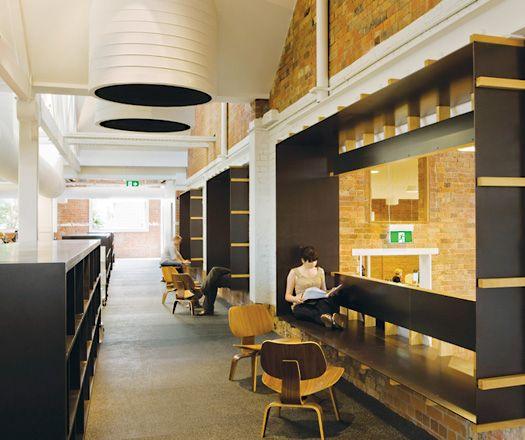 Hassell brisbane home studio pinterest brisbane for Office design brisbane