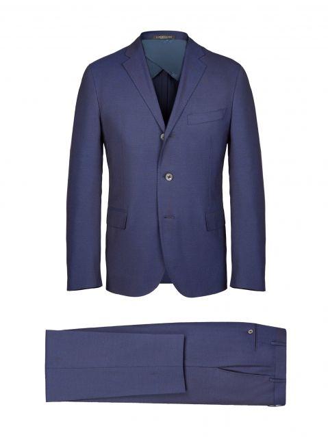 костюм мужской шерсть синий SS16 - ROAD TO EXCELLENCE (ДОРОГА К СОВЕРШЕНСТВУ) | Corneliani