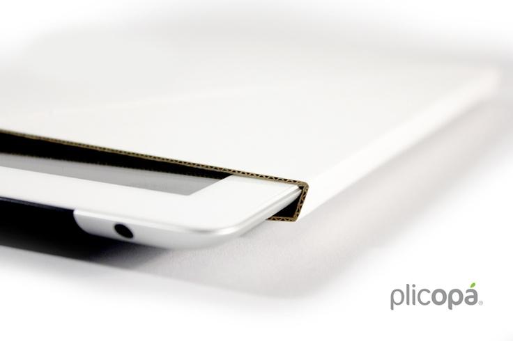 Plicopá closeup case. Check Plicopá's all prototype photos! http://www.indiegogo.com/projects/plicopa