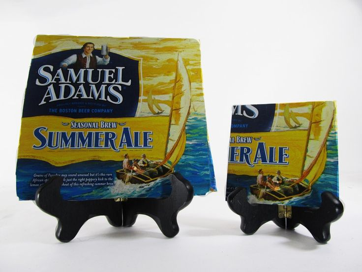 Summer Ale Beer Coaster