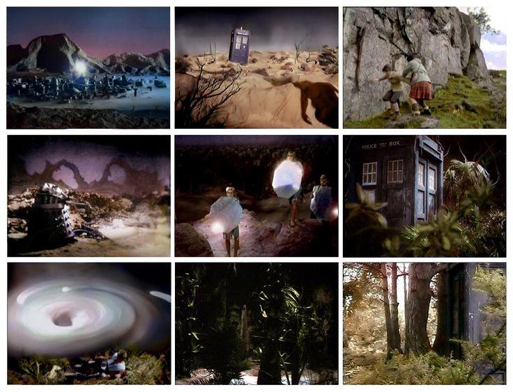 Zdjęcia z Babelcolour - lokalizacjebarwione przez Stuarta Humphryesa