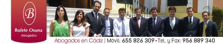 Abogado divorcios Cádiz - 956 88 9340 - Bufete Osuna Abogados