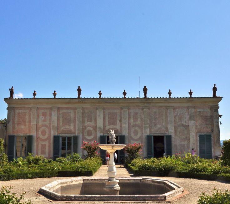 Firenze: il Casino del Cavaliere nel Giardino di Boboli