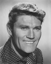 Chuck Connors - Ride Beyond Vengeance - 8 1/2 X 11
