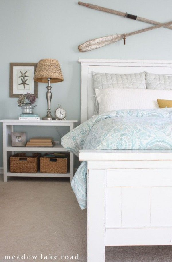 Beautiful Master Beach Cottage Bedroom Update ! by Meadow Lake Road