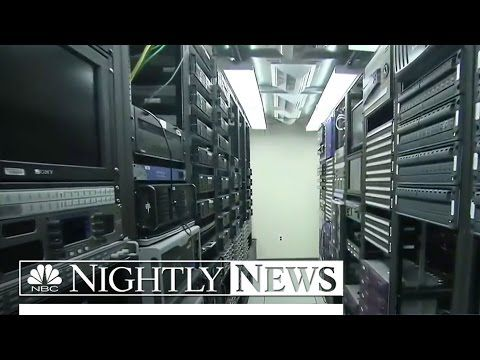 NBC News: Department Of Homeland Security Investigating Massive Internet Attack   NBC Nightly News