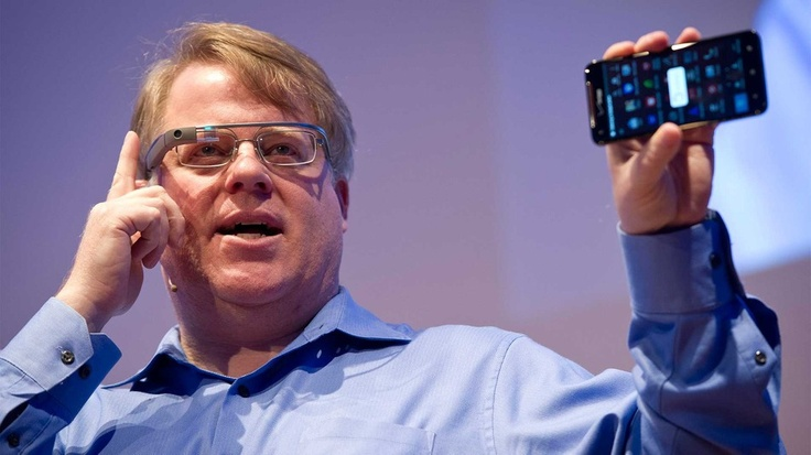 Tweet With Your Eyes? Google Glass Twitter App Appears
