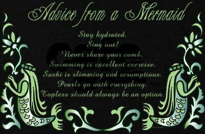how to become a mermaid in one hour