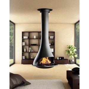 tatiana 997 foyer ouvert suspendu poele pinterest. Black Bedroom Furniture Sets. Home Design Ideas
