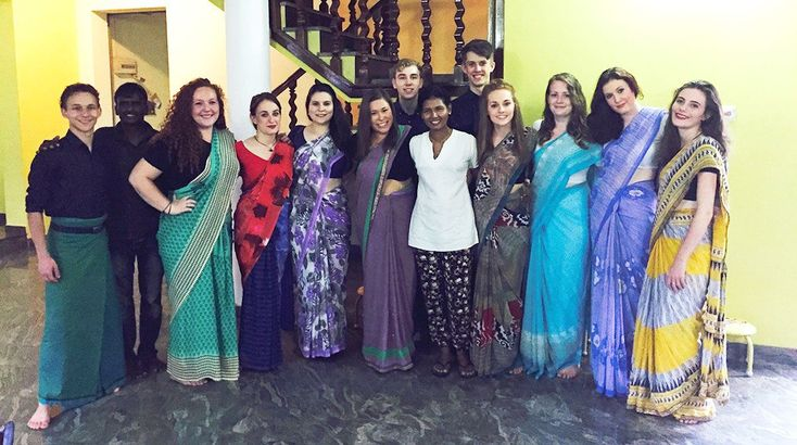 Psychology graduate uses art and drama therapy to assist people with mental health issues in Sri Lanka