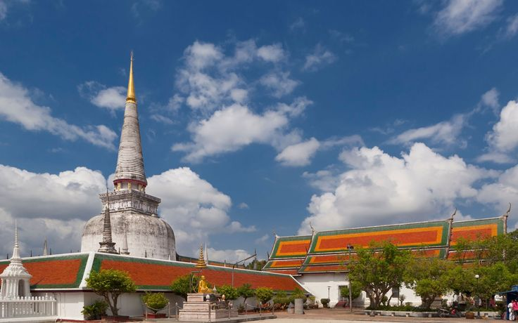 #07 #NakhonSiThammarat Home to superb food and the chief religious and cultural riches of the south.