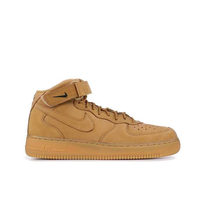 Air Force 1 Mid '07 PRM QS 'Flax' Nike air Force, Air  Nike air force, Air