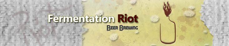 Fermentation Riot All Grain Brewing : 90 MIN IPA