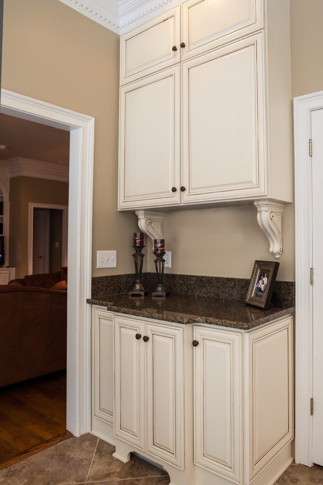 sherwin williams accessible beige kitchen traditional with beige walls traditional pot racks and accessories