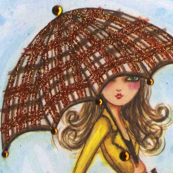 Keep dry Use an umbrella