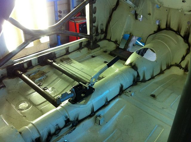 Chassis strengthening / seam welding for a street car? - Page 2 - Alfa Romeo Bulletin Board & Forums