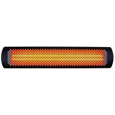 Bromic Tungsten Smart-heat Infrared Electric Patio Heater - 6,000 Watts by Bromic Heating. $679.00. The high temperature coating resists corrosion and extends heater life. Tamper-proof electrical wiring enclosure helps prevent accidents. Double heating element supplies your patio with reliable heat. Spectral reflector provides radiant heating, further enhancing efficiency. Frosted infrared tube heating elements create a glare-free amber glow. Bromic Tungsten Smart-Heat Infr...
