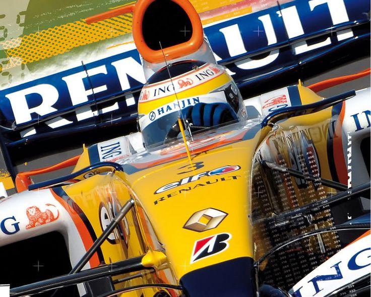 Renault F1 Team, Giancarlo Fisichella