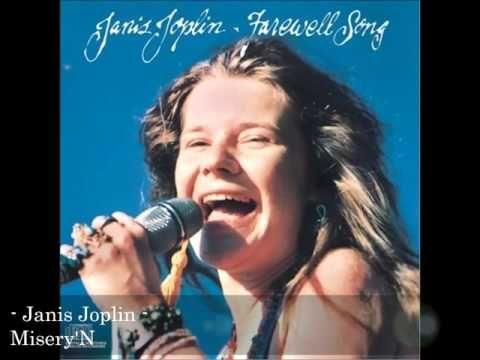 Janis Joplin - Farewell Song (Full Album)