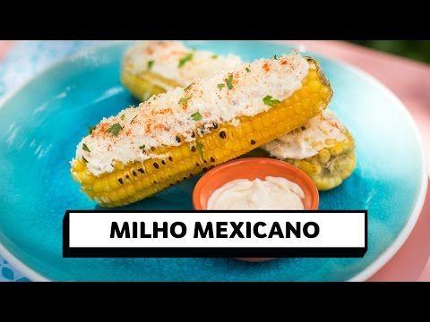 Moldando Afeto » milho mexicano