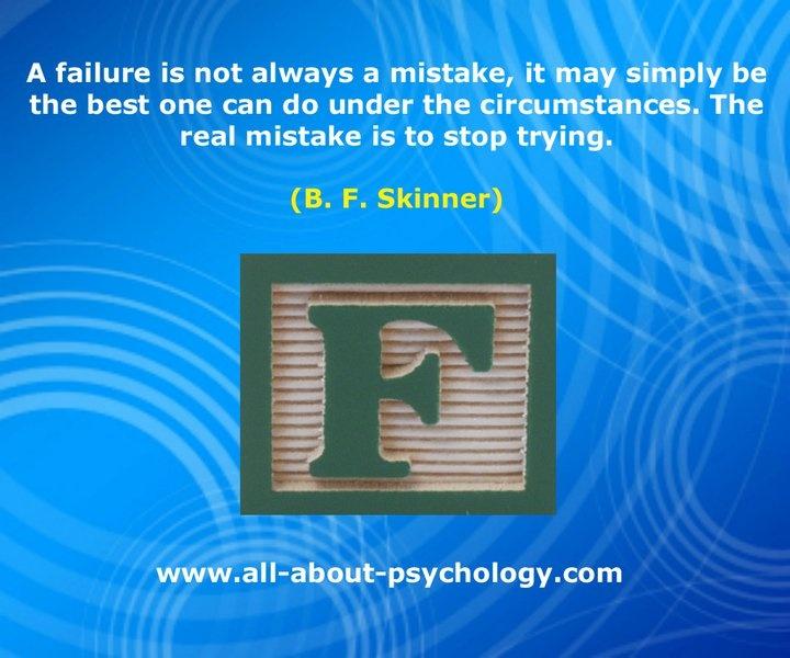 Bf Skinner Quotes: B.F. Skinner Quote. My Hero