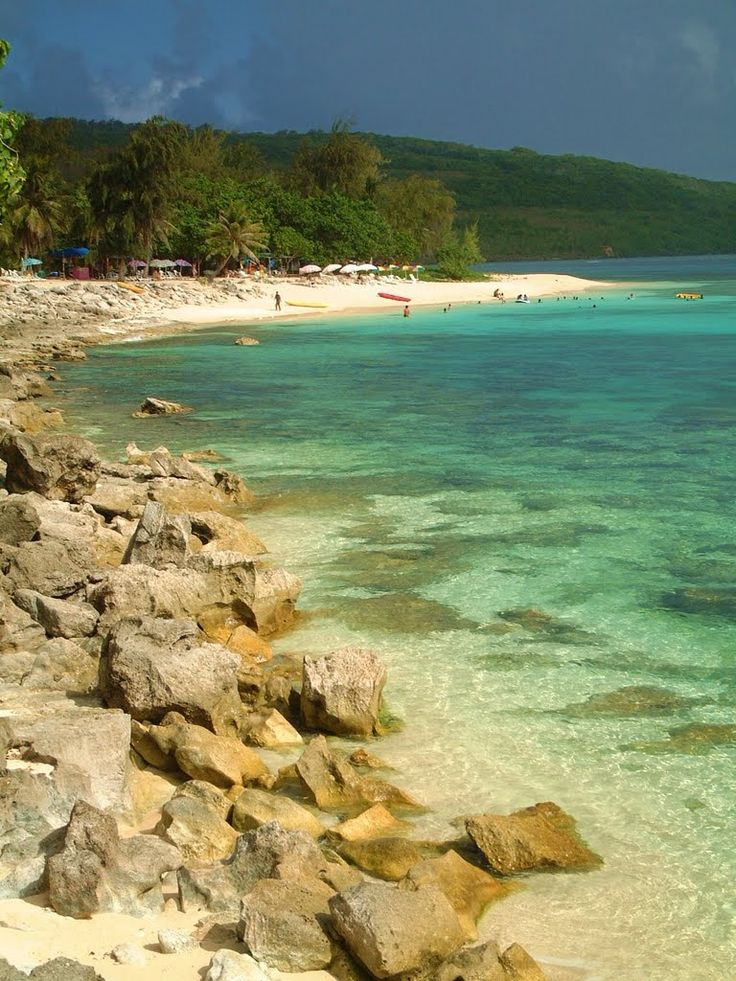 Taga Beach, Tinian Island my favorite beach