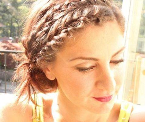 25 best headband hairstyles ideas on pinterest headband