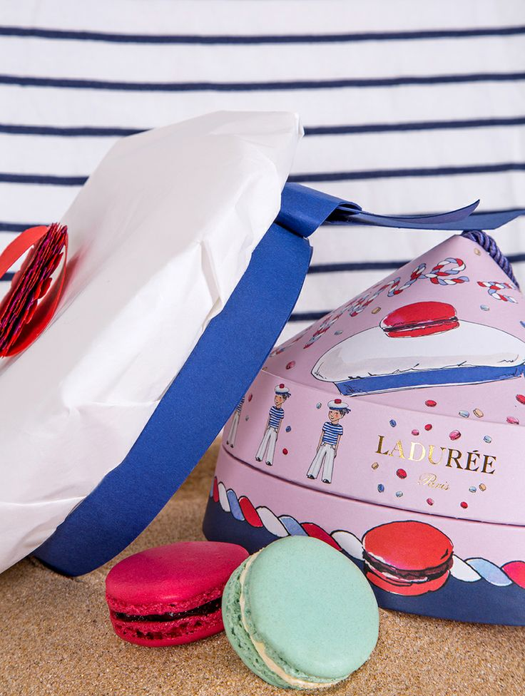 2014 Summer Collection - Petits Marins box