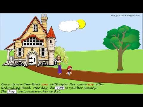 Simple Past Tense / Story Time