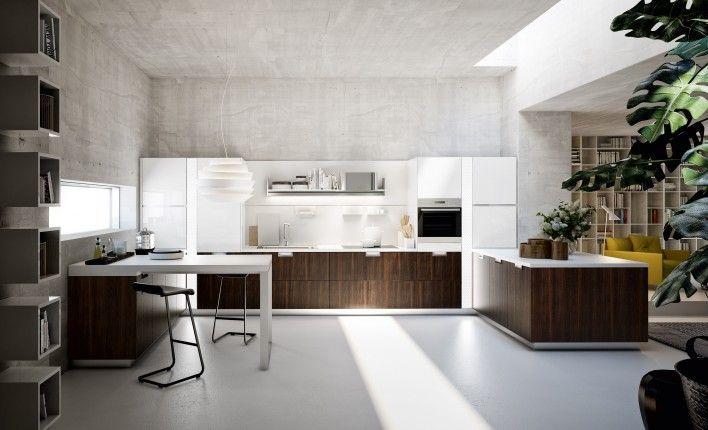 cucina moderna lux
