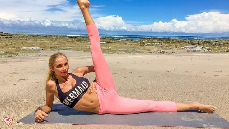 #21daypilateschallenge #bohobeautiful If you enjoyed The Ultimate Pilates 21 Day Challenge from Thailand (htps://youtu.be/ouv_isD5mZ8) then you will love thi...