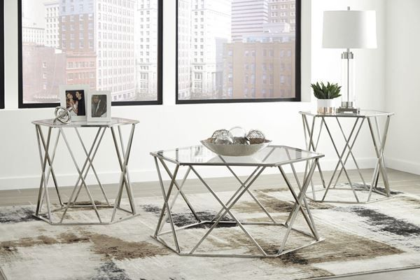 Madanere Occasional Table Set (3/CN) * D by Ashley Furniture is now available at American Furniture Warehouse. Shop our great selection and save!