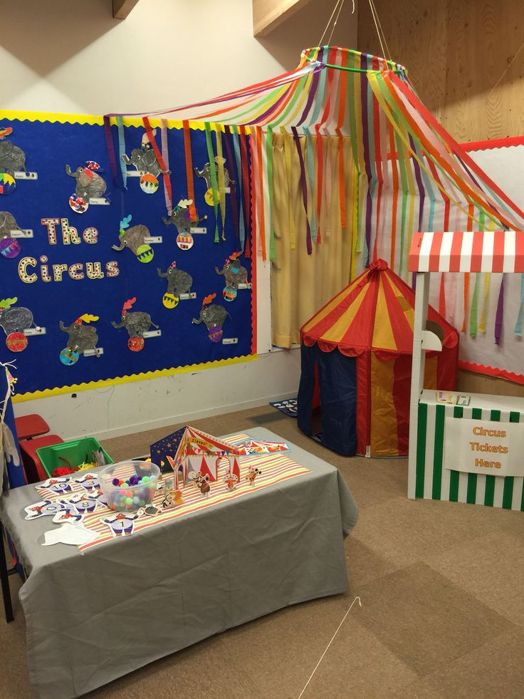 632 Best Images About Circus Theme Classroom On Pinterest