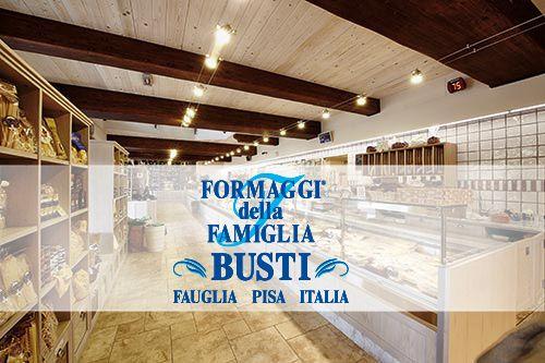 Caseificio Busti - Formaggi