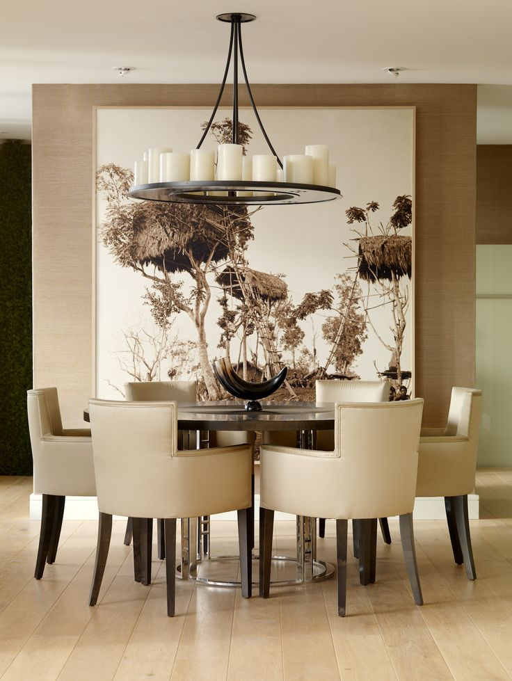 Love The Artwork Light And Chairs Penthouse Apartment Floor By Minnie Peters