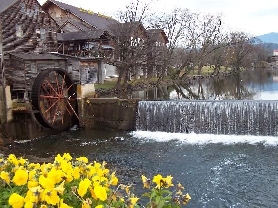 The Old Mill, Pigeon Forge, TN