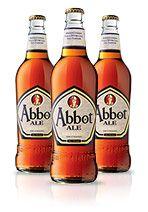 Bottles of Abbot Ale