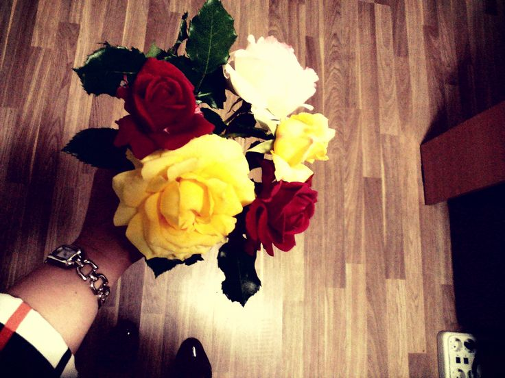 girly thins   roses