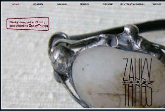 šperky od zanky - jewels by zanky   Wix.com