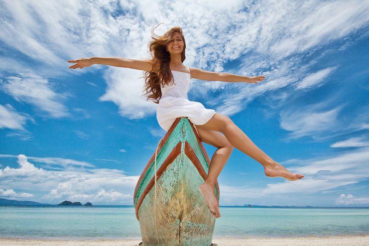 Férias na Tailândia #beach #destination #dress Clique na imagem para ver a descrição completa …   – Dream Islands