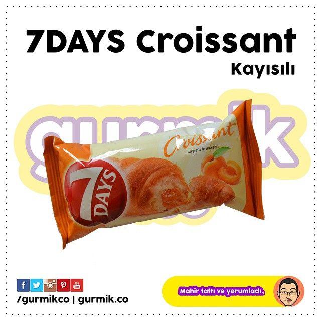 Kruvasan pazarı Türkiye'de büyümeye devam ediyor. Geçenlerde blog sayfasından paylaştığım dosya yazısından sonra 7Days #Croissant ın ürünlerini farkettim. Bu ürünü kek-bisküvi reyonunda bulamazsanız...