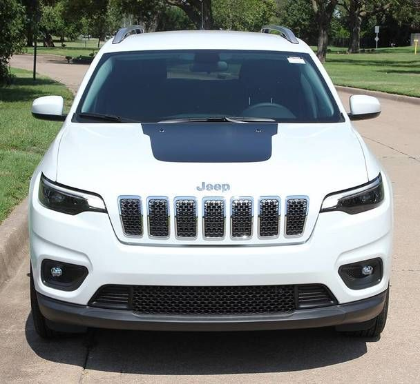 2019 Jeep Cherokee Hood Graphics T Hawk Hood 2014 2020 3m Or Avery