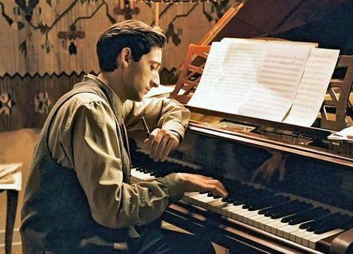 Adrien Brody plays Wla... Adrien Brody The Piano
