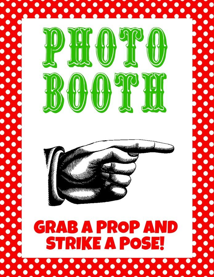 Best 25+ Christmas photo booth props ideas on Pinterest ...